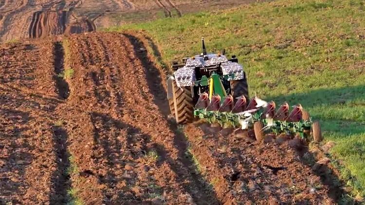 MTZ a precíziós mezőgazdaságban