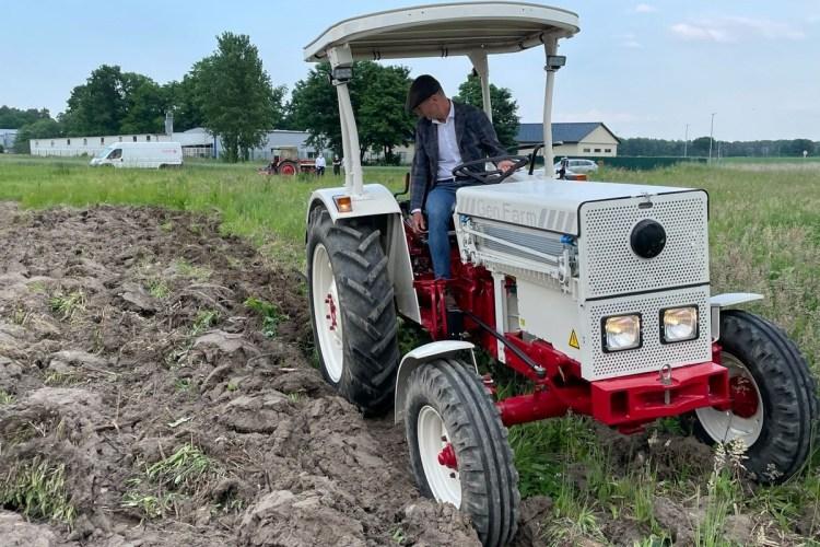 vw traktor