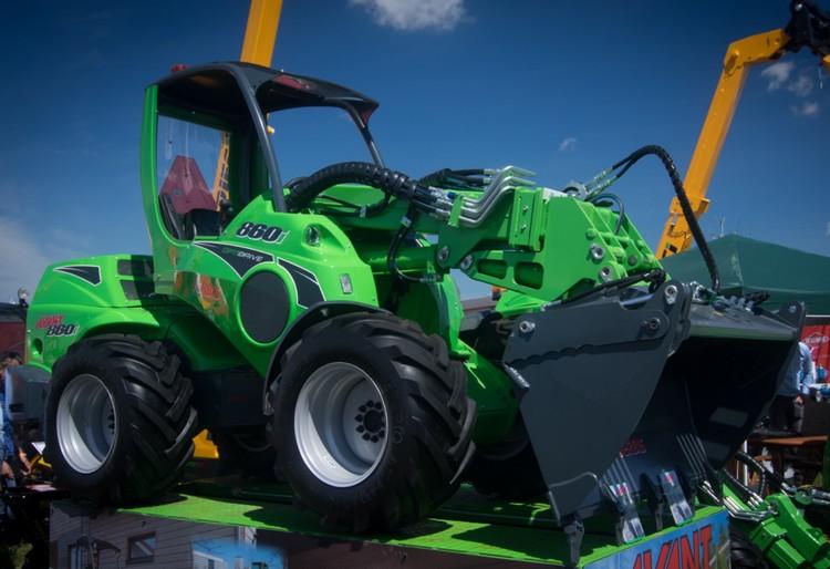 Mezőgazdaságigép-bemutató
