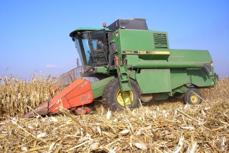 John Deere 1188 kukorica
